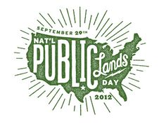 Public lands day logo - Logo Design Ideas – 10 Awesome Logo Designs With Handmade Look Typography Images, Creative Typography, Typography Letters, Typography Inspiration, Graphic Design Inspiration, Design Ideas, Web Design, Best Logo Design, Lettering Design