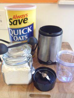 DIY Oatmeal Bath for Eczema or Sensitive Skin