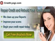 Find out how to rebuild your credit score from experts. Visit http://www.credit-yogi.com/