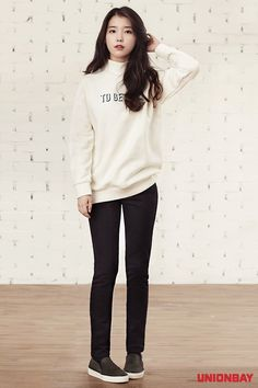 IDK WHY BUT I LOVE IU IN THIS OUTFIT <3