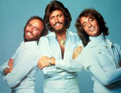 When I think of the 70's I think of the BeeGees