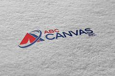 Logo for US company which is engaged in canvas manufacture (awnings, boat covers, teepees, tents, tarps etc.)  Логотип для американской компании, которая занимается изготовлением брезентов (навесы, чехлы для лодок, тенты, палатки, непромокаемые брезенты и т.д.)  http://www.abccanvasinc.com/  #graphicdesign #logodesign #logo #identity #branding #brandidentity #corporatestyle #logodesigner #graphicdesigner #logodesigns #brand #businesslogo #professionallogo #design #graphics #illustrator
