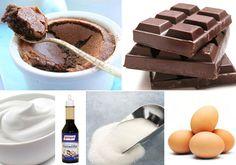 POSTRE DEL FIN DE SEMANA: TACITAS DE CHOCOLATE | Glitz*