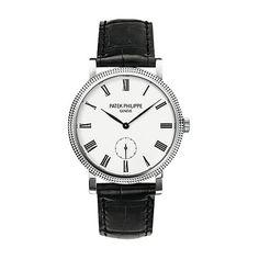 Patek Philippe Calatrava - 7119G-010 - #patekphilippe #luxurywatches #watchesgrancanaria
