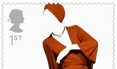 60 YEARS OF BRITISH FASHION - British Royal Mail pays homage to this occasion with ten stylish post stamps by photographer Sølve Sundsbø