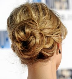 pics of prom hair | Celebrity Updos -- Prom Hairstyles Inspired by the Red Carpet