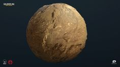 """Hi! I want to show you procedural soil material was made for Plarium mobile game """"Soldiers inc. Mobile Warfare"""". I used only Substance Designer. Rendered in Marmoset."""