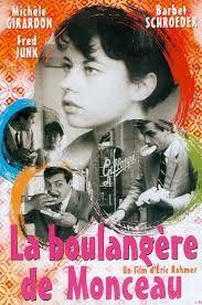 """La recensione di """"La fornaia di Monceau"""" (La boulangère de Monceau) di Eric Rohmer (1962) con Barbet Schroeder, Michèle Girardon, Claudine Soubrier, Fred Junk"""