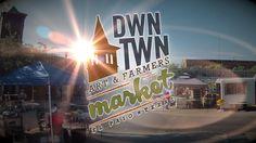 Downtown Art & Farmers Market | Only in El Paso | KCOS #ItsAllGoodEP