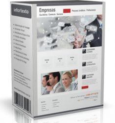 Pacote Digital Empresarial 2017   280.000 Emails Brasil