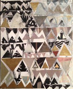 little geometry - Arielle Goddard on Etsy, $125.00