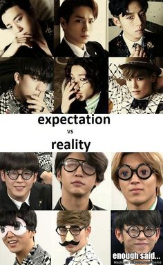 Reason #293820938 why we love B.A.P<~ they may be dorks, but they are our dorks ^_^ So silly