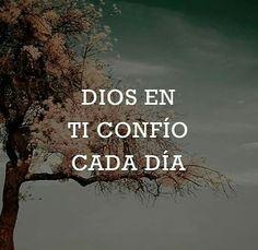 Dios confia