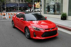2014 Scion TC love this!!