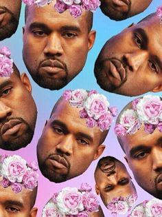 Kanye West Wallpaper Black