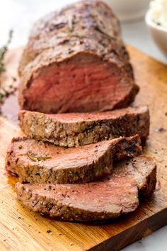 Beef TenderloinDelish