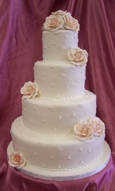 The Cake Shop wedding cake