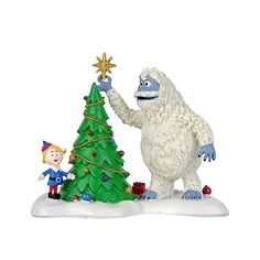 Rudolph  Bumble's Star Figural Accessory by Department 56