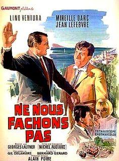 NE NOUS FACHONS PAS Films Cinema, Cinema Posters, Jean Lefebvre, Georges Lautner, Film Mythique, French Movies, Bon Film, Film Inspiration, Alternative Movie Posters