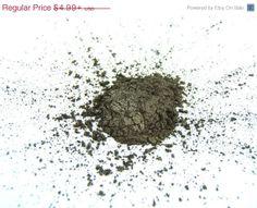 60% OFF SALE Forest Moss Eye Shadow - Vegan Mineral Makeup Eyeshadow