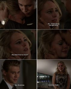 The Carrie Diaries. :'( is it good-bye for good? I really hope not!!!!
