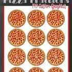This set includes 149 full colored, Pepperoni Pizza Themed, Round Fractions!! Create Delicious Math Centers and Resources!!  Fractions Included: 1....