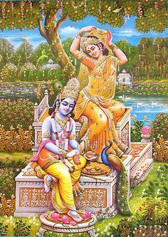 Krishna's Paradise