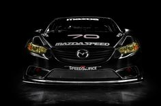 Someone want to #NGTC the new #Mazda6 for #BTCC2013