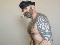 Gay Cigar Man