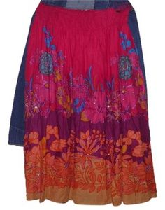 e97ee8b61 This Bohemian Skirt was voted
