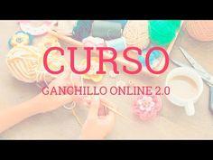 Cintas para el cuello tejidas a gancho fácil y rápido - tejiendo con Laura Cepeda - YouTube