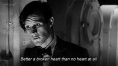 The Doctor's truth. Animated gif