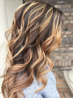 Balayage Hairstyle Inspiration 20 Tiger Eye Hair Ideas To Hold Onto  Pinterest  Natural Styles
