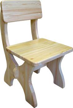 Стул детский деревянный ДМСД 11