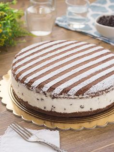 Cheesecake Desserts, Köstliche Desserts, Sweet Recipes, Cake Recipes, Dessert Recipes, Italian Desserts, Italian Recipes, Torte Recepti, Bon Dessert