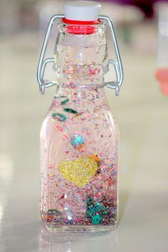 Magische Feen Flasche Einhorngeburtstag Kindergeburtstag  Elfen
