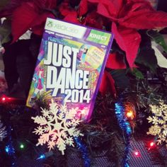 Who's wants Just Dance 2014 for Dancemas?