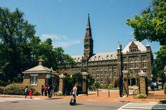 Georgetown University, Washington D.C. | The College Tourist