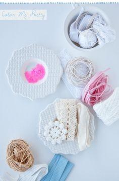 Loving 's preparations for making something divine #craft