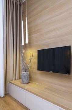 Televizní stěna podle designérů