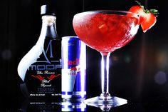 Moda Tequila Negro Cocktail