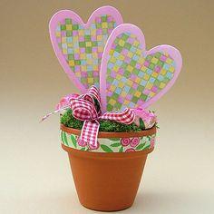 anyák napi dekoráció - ajándék ötlet anyukáknak