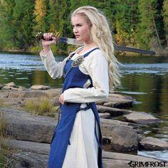 Viking Apron Dress