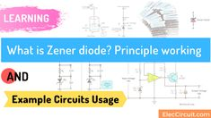 Basic Electronic Circuits for you Electronics Basics, Buy Electronics, Electronics Projects, Semiconductor Physics, Basic Electronic Circuits, Reading For Beginners, Block Diagram, Electrolytic Capacitor
