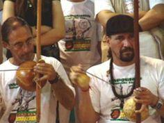 Mestre Peixinho e Mestre Toni Vargas