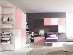 1000 images about cuartos ni as on pinterest google - Habitaciones juveniles modernas ...