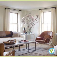 #TipDecoFundamenta: Los cerezos le dan un toque invernal a cualquier espacio