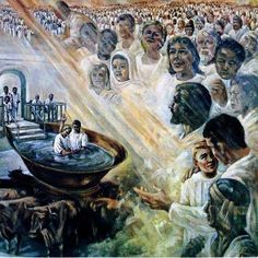 I love this picture,as it Reminds us of the importance of temple work,not just for ourselves but for all that have went before us  Church History, Family History, Arte Lds, Lds Temple Pictures, Lds Faith, Activities For Girls, Lds Temples, Holy Ghost, Latter Day Saints