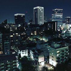 Night view #tokyo