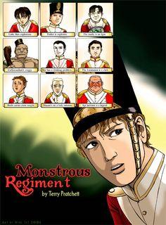 [ART] Monstrous Regiment - Chapter 4 - Ilthit - Discworld - Terry Pratchett [Archive of Our Own]